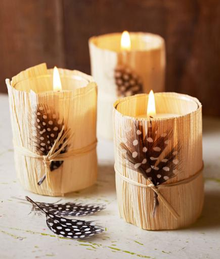 6 Easy Decorations for Autumn