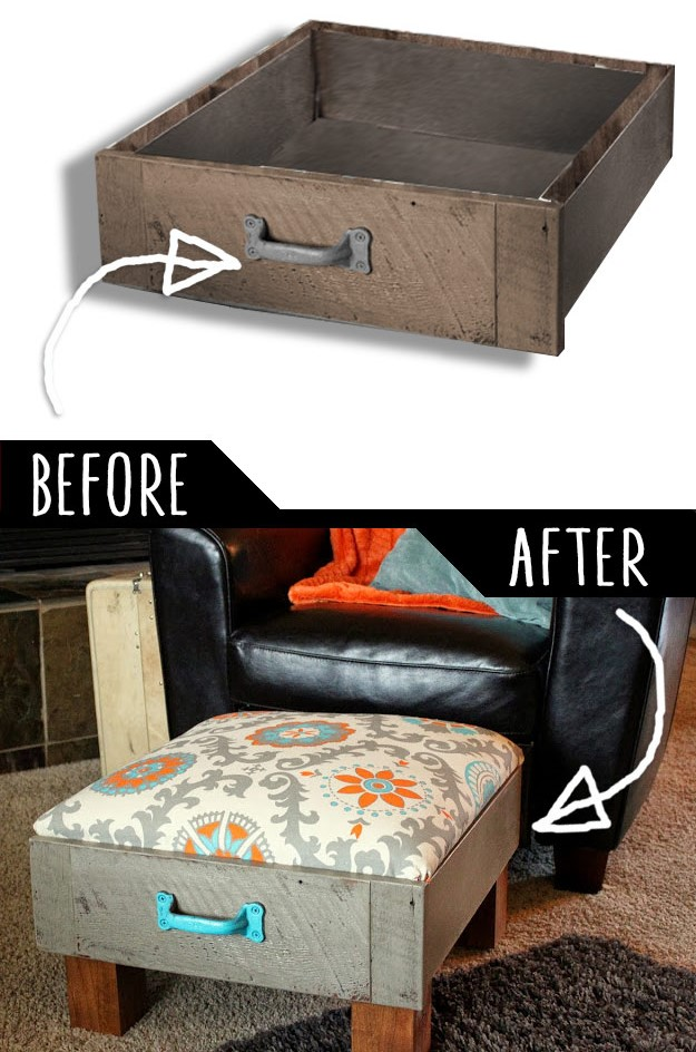 Furniture hacks
