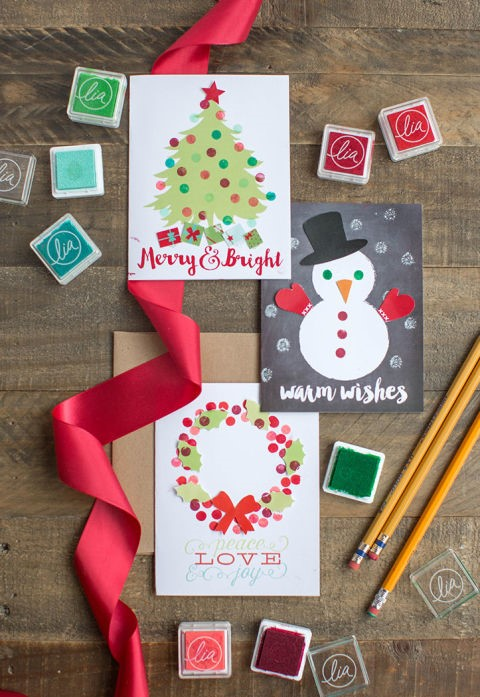 11DIY Christmas Card Ideas You'll Want to Send This Season